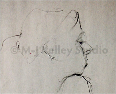 A Simple Profile by M-J Kelley 2013