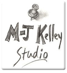 M-J Kelley Studio - Logo